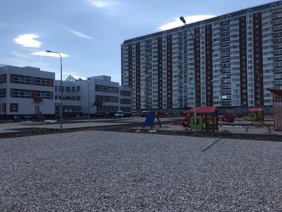 Восточное Бутово строительство детского сада